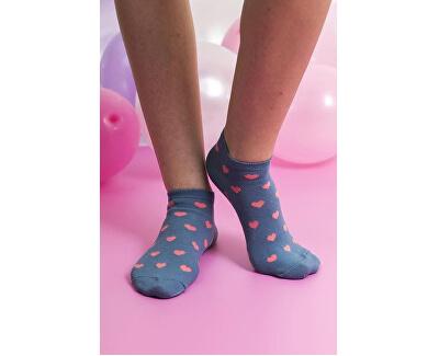 7 PACK - női zokni FSA303