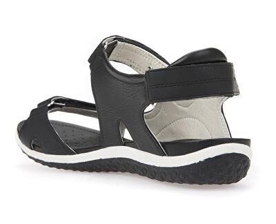 Sandali da donna D Sandal VegaBlackD52R6A-000EK -C9997