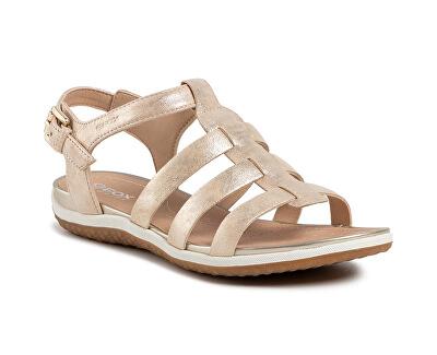 Sandali da donna D Sandal Vega Sand D72R6A-000 millimetri-C5004