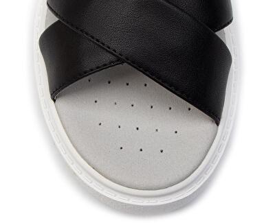 Sandali da donna D Tamas Black D02DLD-000BC-C9999