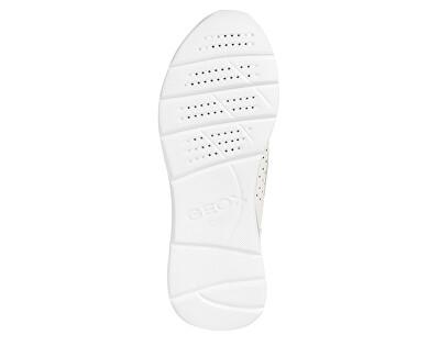 Slip-on da donna D Hiver White D02FHA-00085-C1000