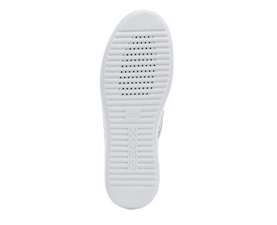 Adidași pentru femei D Pontoise White / Silver D02FED-085BN-C0007