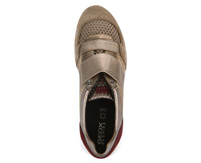 Damen Sneakers  D Suzzie D94FRD -0226P-C5M2L