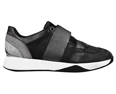 Damen Sneakers + D Suzzie D94FRD -022BN-C9B1G
