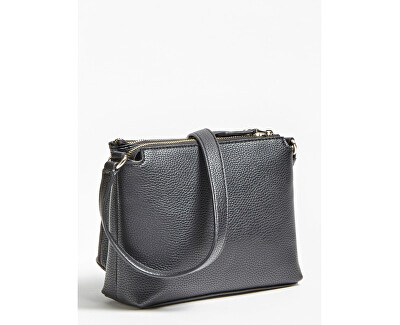Női crossbody kézitáska  Becca Double Zip Crossbody HWVG77 42690 black-bla