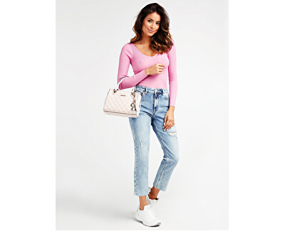 Női kézitáska Camy Small Girlfriend Satchel HWSG77 41050 blush