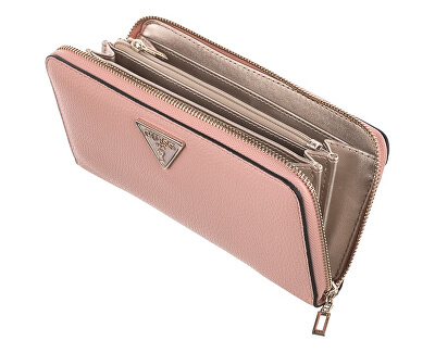 Női pénztárca  Becca Slg Large Zip Around SWVG77 42460 blush