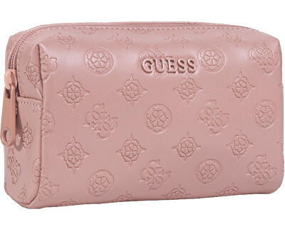 Női kozmetikai táska Annabel Top Zip PWANNA P0414 blush-bls