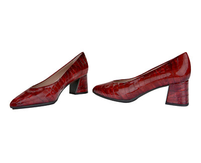 Női alkalmi cipő HI00817 Guinda