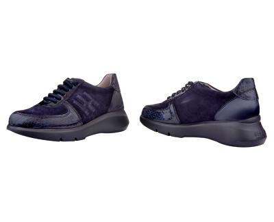 Damen Leder-Sneakers