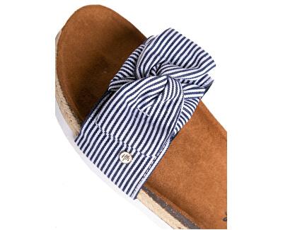 Dámské pantofle Ulinus striped I2S20952SD