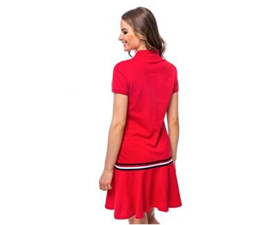 Dámské šaty Viatrix cherry E9S20297CH
