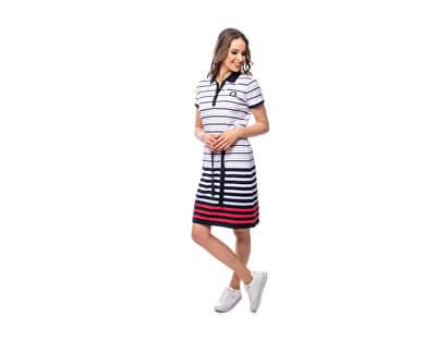 Dámské šaty Vittil white E9S20398WH