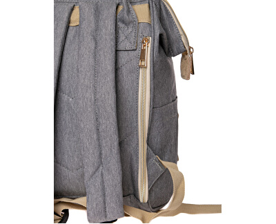 Estok20 T20-700 Gray női hátizsák