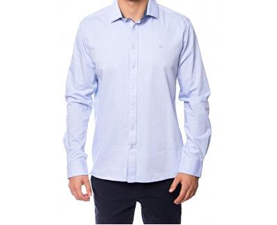 Pánska košeľa Rasil Light blue W19-412