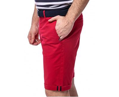Pánské kraťasy Wuffy red E5S20411RE