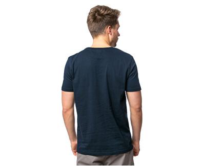 Pánské triko Makara navy C3S20106NA