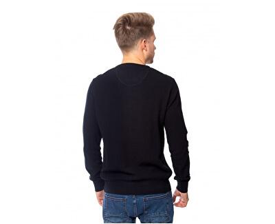 Pánsky sveter Higeon Black W19-246