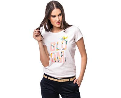 Dámské triko Mano ecru C4S20366EC