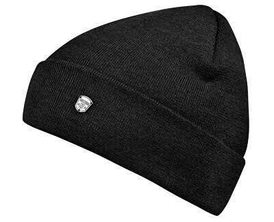 Pánska čiapka Panel 19 black
