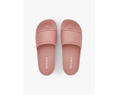Dámské pantofle PSNIKA SOLID SANDAL SWW Cameo Brown
