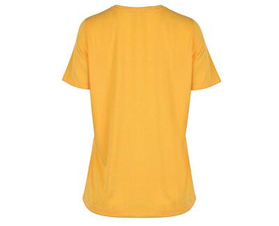 Dámské triko Lucy Ss Top Lemon Chrome
