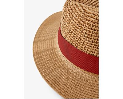 Női kalap PCNORMA 17102038 Camel CHILI OIL