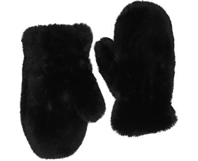 Mănuși pentru femei PCHARDY MITTENS Black
