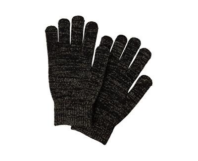 Dámske rukavice PCRUBI SMART GLOVE Black