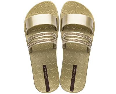 Dámské pantofle New Glam 26250-20089 Gold