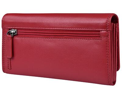 Dámska kožená peňaženka 5215 Black