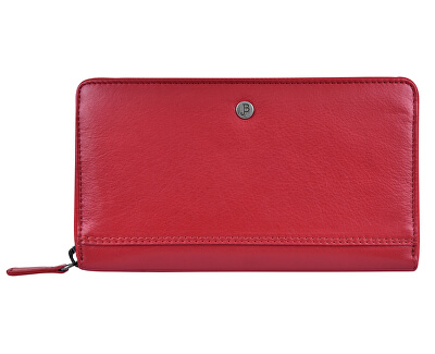 Dámska kožená peňaženka 5212 Fire Red