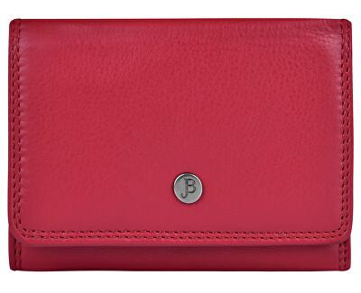 Dámska kožená peňaženka 5216 Fire Red