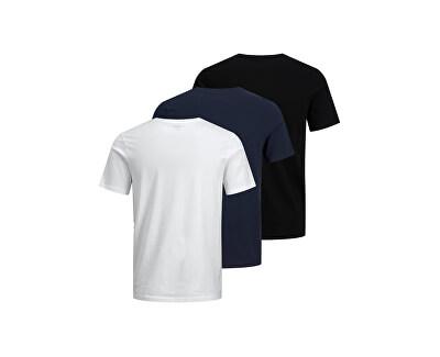 JJECORP 3 PACK - férfi póló