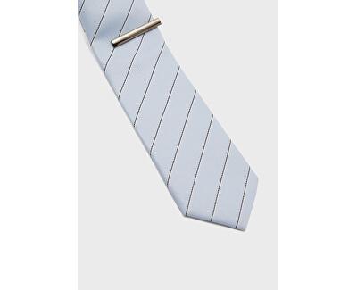 Set cadou JACCONNOR TIE BOX Cashmere Blue Stripe s