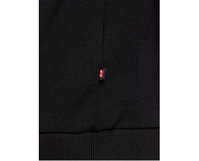 Herren Sweatshirt JJEHOLMEN 12136885 Black