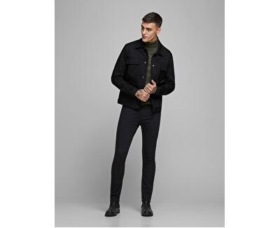Jeans da uomo JJIGLENN 12152346 Black Denim
