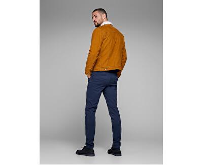 Pánské kalhoty JJIMARCO 12150148 Navy Blazer