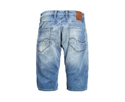 Pánské kraťasy JJIREX JJLONG SHORTS GE 022 I.K Blue Denim