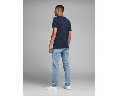 T-shirt da uomo JJECORP uomo 12151955 Navy Blazer Slim