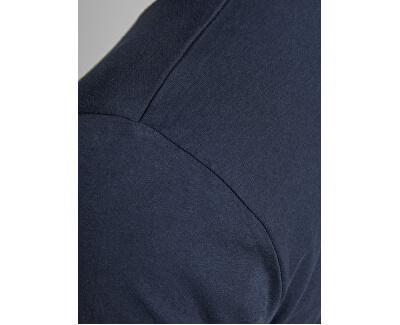 T-shirt da uomo JJEJEANS TEE 12.177.533 Dark Grey Melange