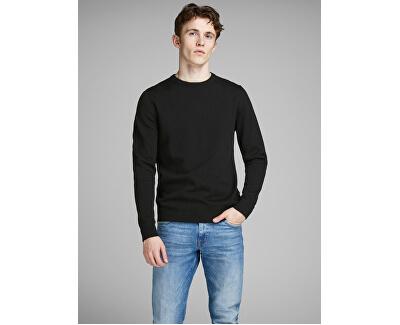 Maglione da uomo JJEBASIC 12137190 Black