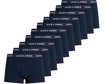 10 PACK - férfi boxeralsó JACSOLID