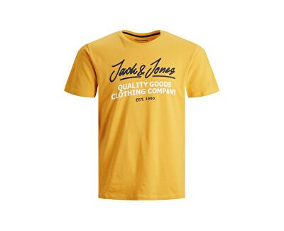 Herren T-Shirt JJHERRO Regular Fit 12188711 de Orange