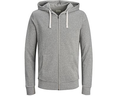 Sweatshirt JJEHOLMEN 12136884 Hellgrau Melange