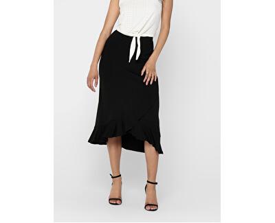 Dámská sukně JDYFANTORINI 15201188 Black