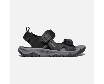 Pánské sandále TARGHEE III OPEN TOE SANDAL 1022422 black/grey