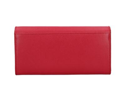 Dámska kožená peňaženka 50310 Red