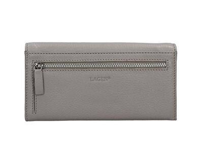 Dámska kožená peňaženka 51457 Grey