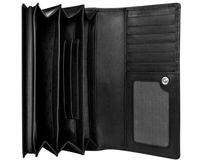 Dámska kožená peňaženka BLC-3736-118 Blk